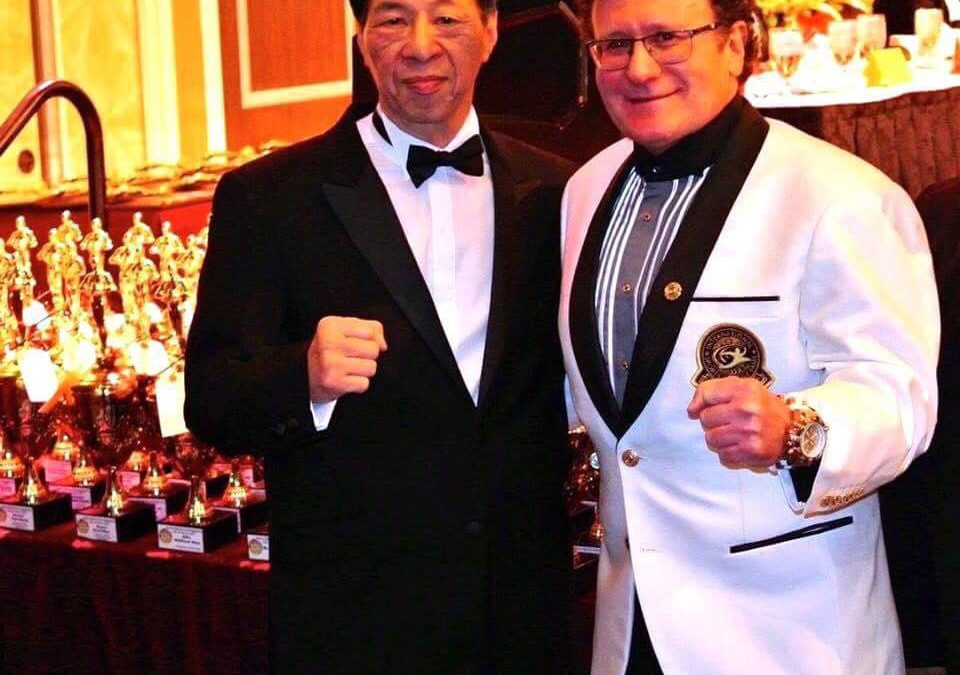 HONORARY DIRECTOR OF THE SAMUEL KWOK WING CHUN MARTIAL ART ASSOCIATION