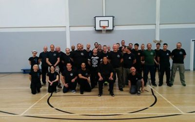 Training Bristol April 2017